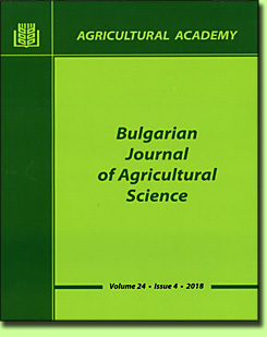 Bulgarian Journal of Agricultural Science®